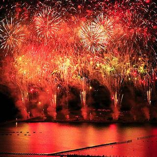 Oga Japan Sea Firework Festival