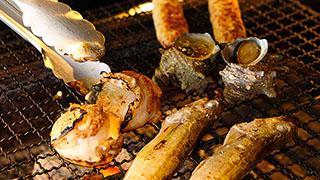 ■GoToトラベルキャンペーン割引対象■当館人気のご夕食/お勧め創作料理/ダイニング「旬彩洗心」で名物石焼も堪能♪【スタンダード】