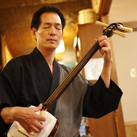 Fukuno-ya Akita Samisen Live